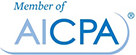 American Institute of Certified Public Accountants Logo